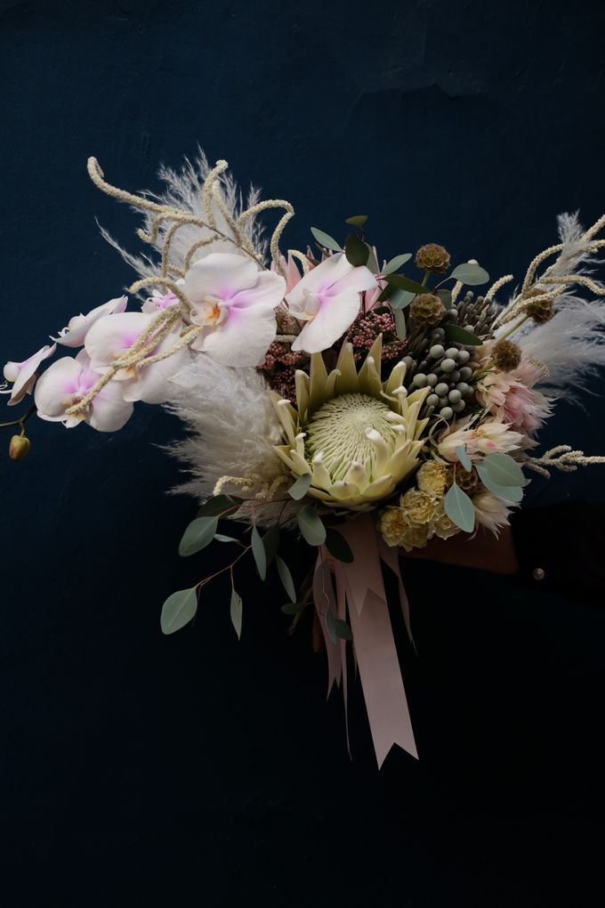 Trend Alert! Pampas Grass by La Bloom Florist - 003