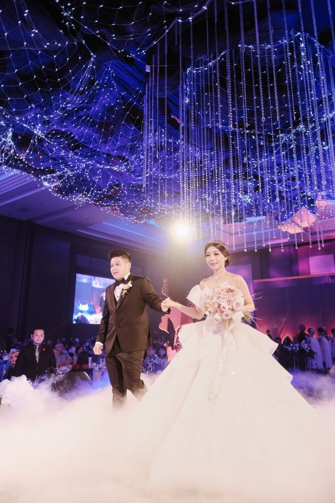 THE WEDDING OF REZHA & CILLA by Alluvio - 035