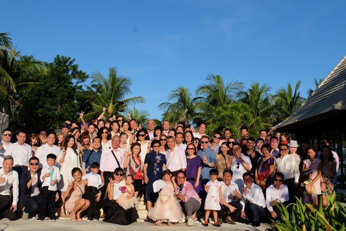 The Wedding at The Royal Santrian by The Royal Santrian Luxury Beach Villa - 002