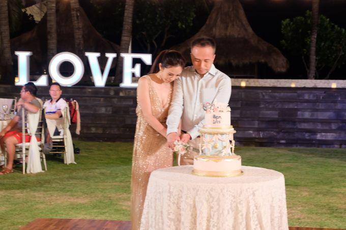 The Wedding at The Royal Santrian by The Royal Santrian Luxury Beach Villa - 003