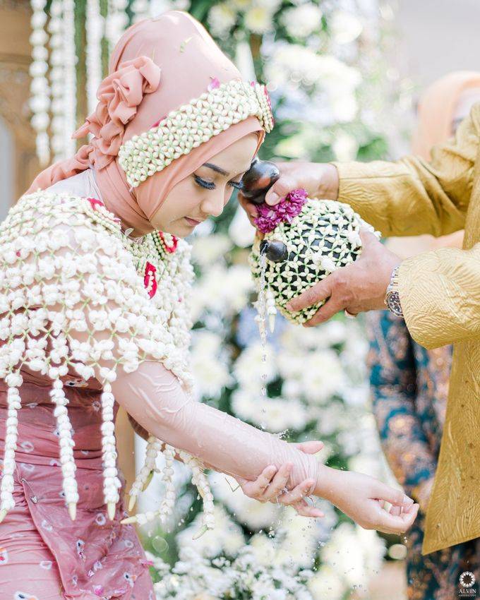 Bella & Fahmi Wedding by ALVIN PHOTOGRAPHY - 014
