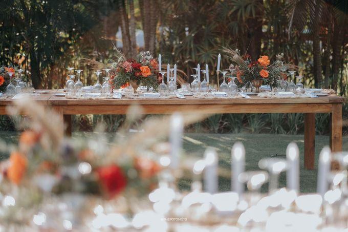 Sam & Lara Wedding at Canggu Bali by Catalina Flora - 025