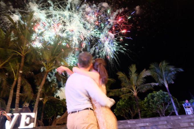 The Wedding at The Royal Santrian by The Royal Santrian Luxury Beach Villa - 005