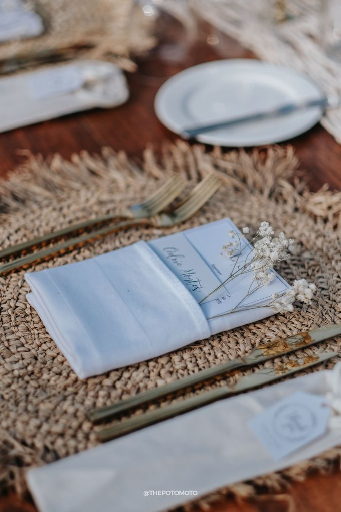 Sam & Lara Wedding at Canggu Bali by Catalina Flora - 027