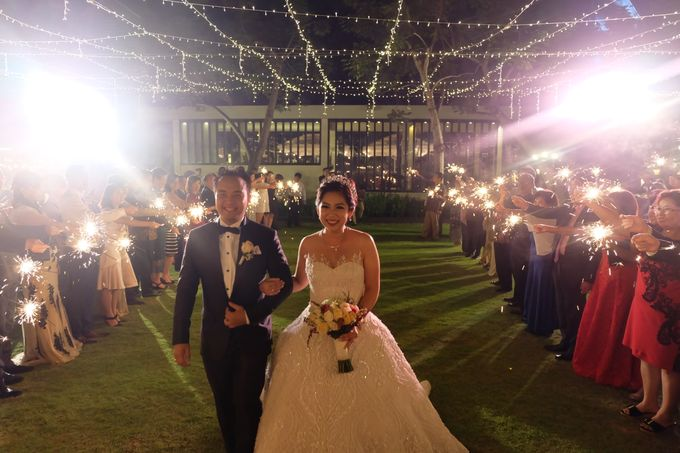 The Wedding at The Royal Santrian by The Royal Santrian Luxury Beach Villa - 001