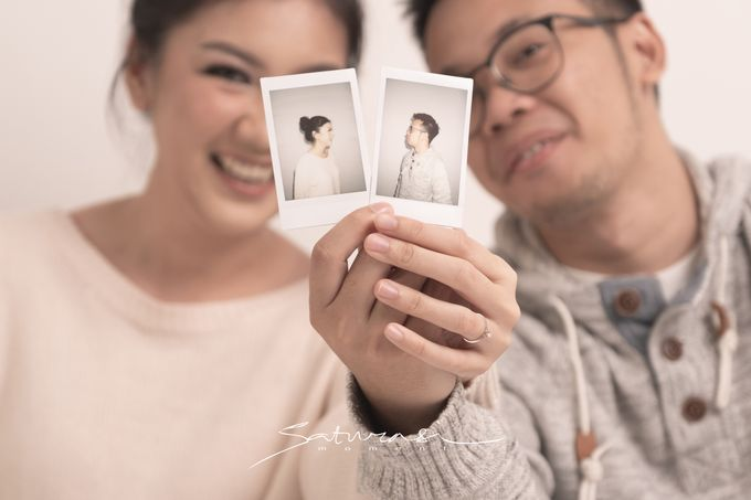 Pre Wedding of  Nadya and Tezza by Saturasi Moment - 014