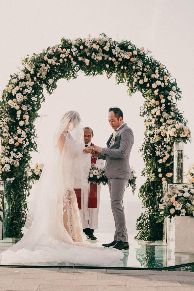 The Wedding Of Ryan & Utha by ANGELIA WARDROBE - 004