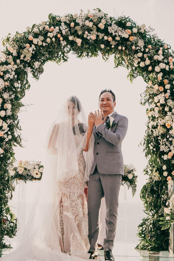 The Wedding Of Ryan & Utha by ANGELIA WARDROBE - 002