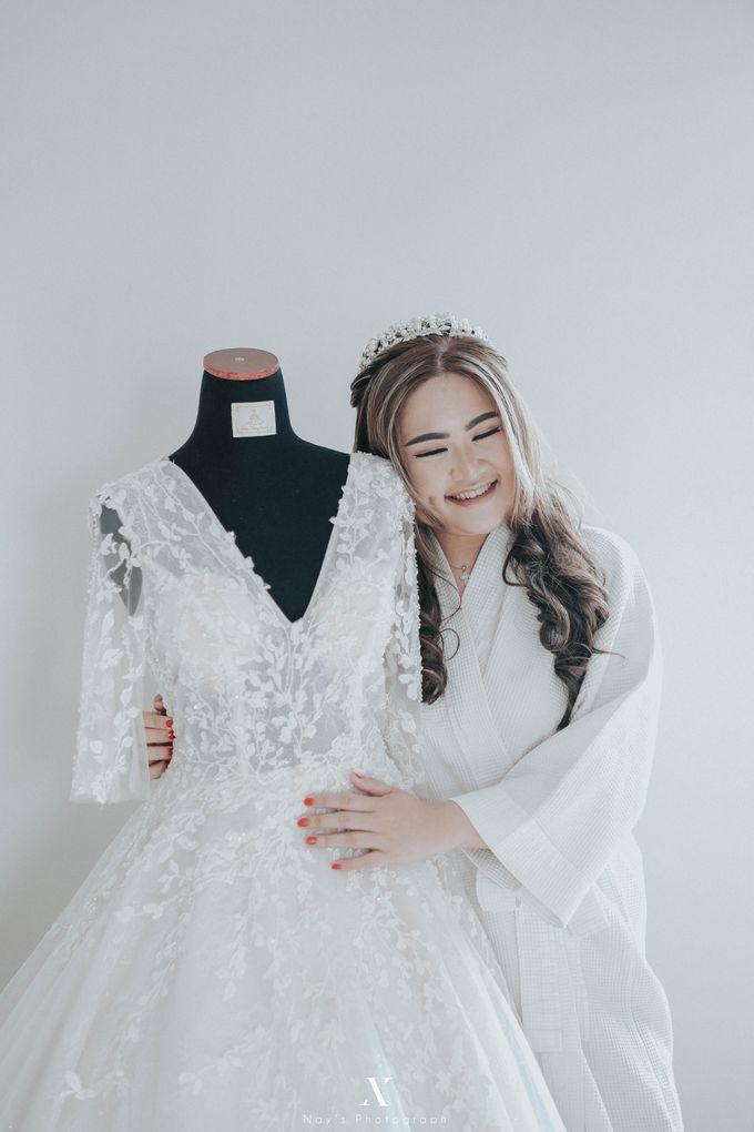 Wedding of Corry & Orlando by Elina Wang Bridal - 006