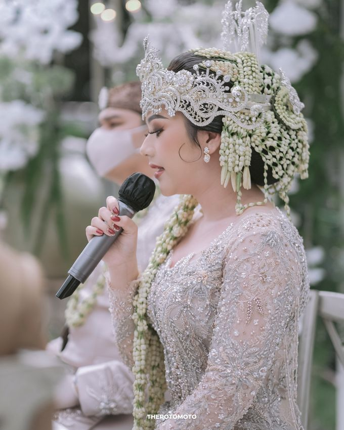Nabila Harits Akad Nikah by Chandira Wedding Organizer - 034
