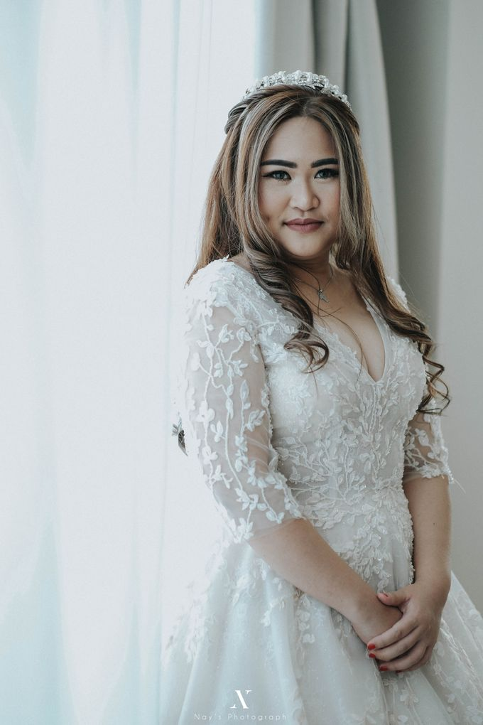 Wedding of Corry & Orlando by Elina Wang Bridal - 008
