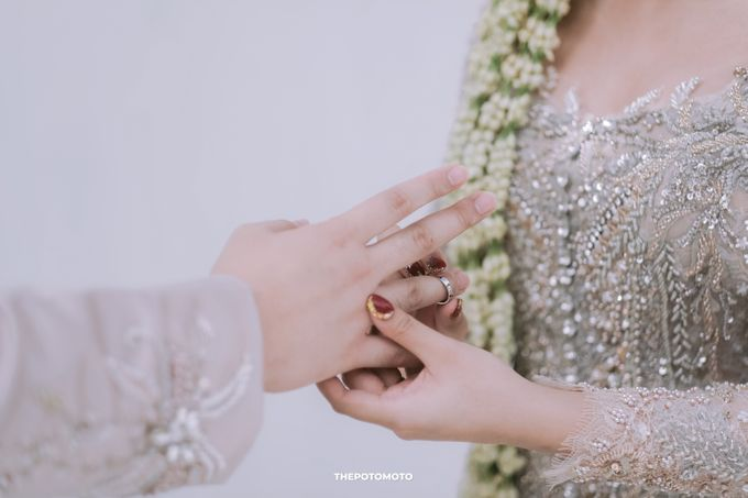 Nabila Harits Akad Nikah by Chandira Wedding Organizer - 023
