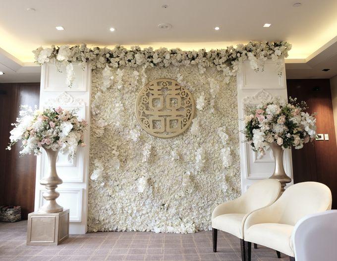 The Wedding of Reynardi & Yoana - Mandarin Oriental by Mandarin Oriental, Jakarta - 001