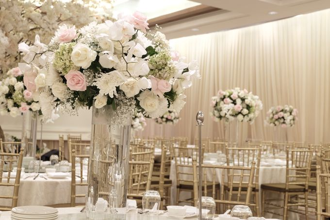 The Wedding of Reynardi & Yoana - Mandarin Oriental by Mandarin Oriental, Jakarta - 002