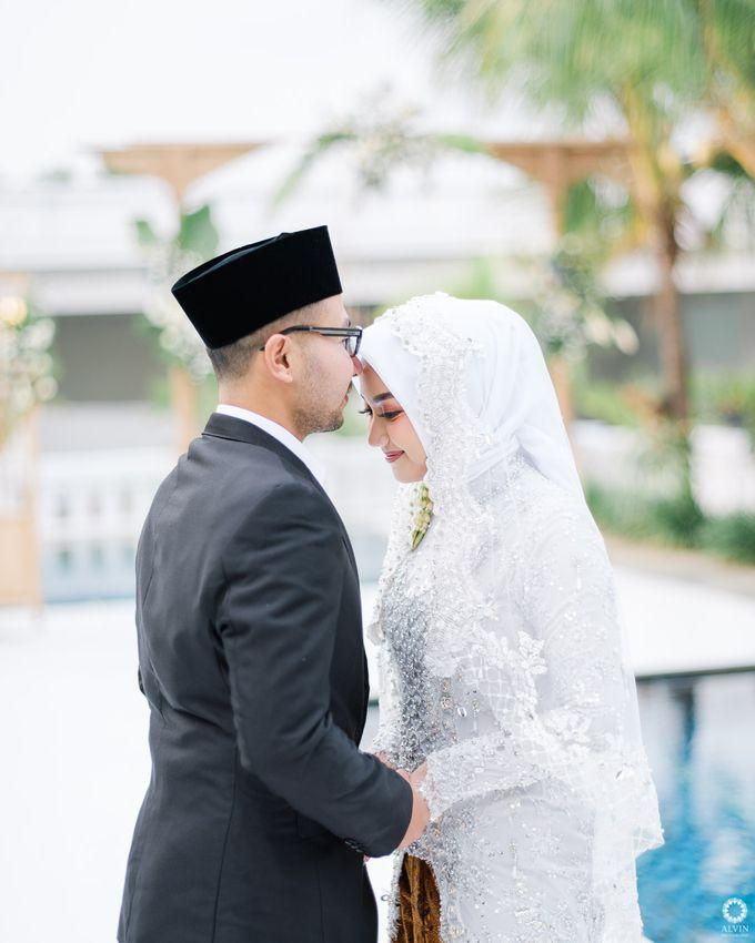 Bella & Fahmi Wedding by ALVIN PHOTOGRAPHY - 024
