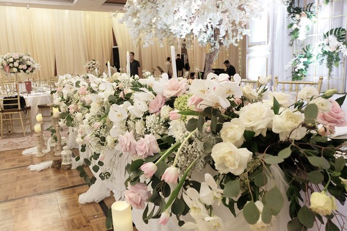 The Wedding of Reynardi & Yoana - Mandarin Oriental by Mandarin Oriental, Jakarta - 003