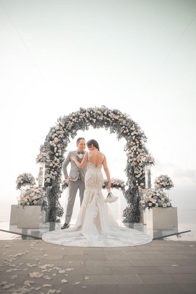 The Wedding Of Ryan & Utha by ANGELIA WARDROBE - 013