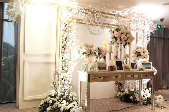 The Wedding of Reynardi & Yoana - Mandarin Oriental by Mandarin Oriental, Jakarta - 006