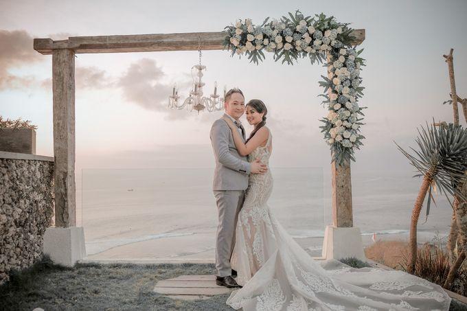 The Wedding Of Ryan & Utha by ANGELIA WARDROBE - 014
