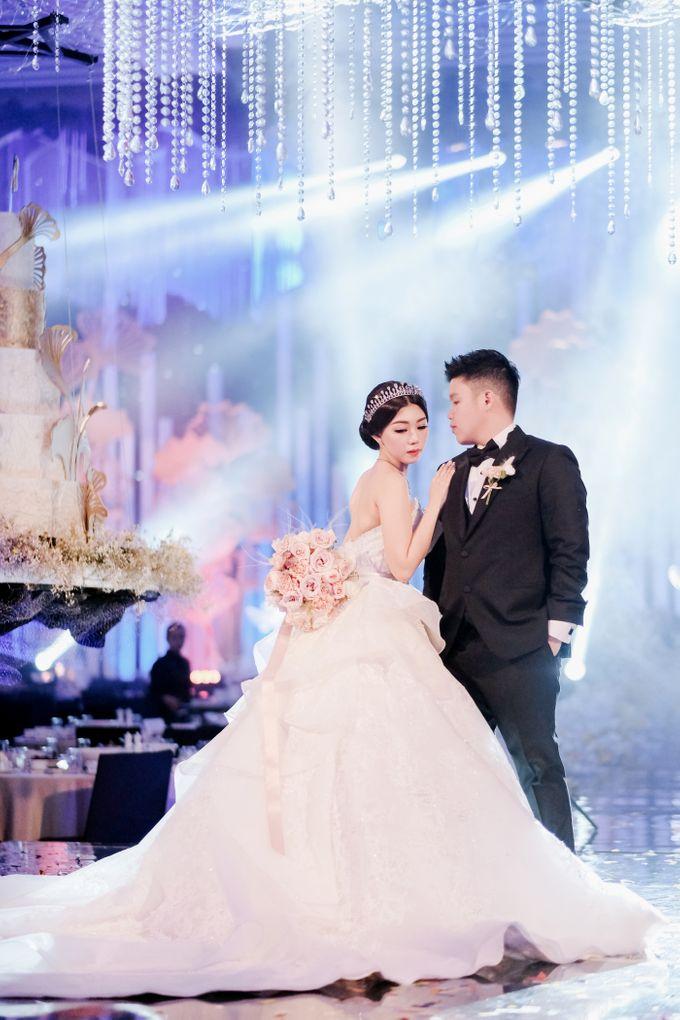 THE WEDDING OF REZHA & CILLA by Alluvio - 046