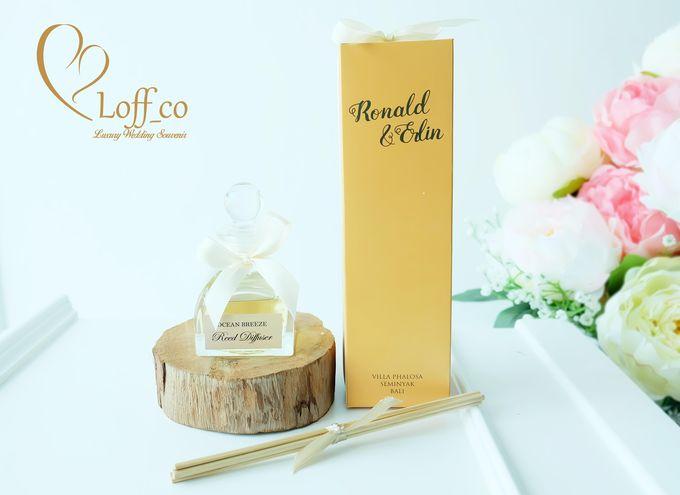 Reed Diffuser by Loff_co souvenir - 010