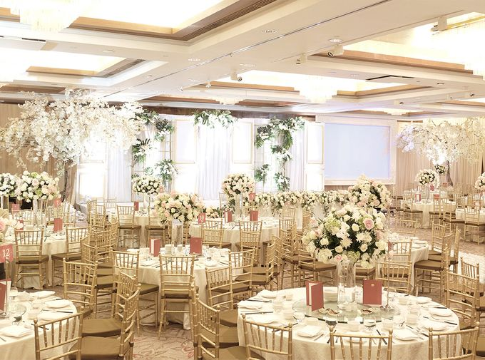 The Wedding of Reynardi & Yoana - Mandarin Oriental by The Swan Decoration - 008