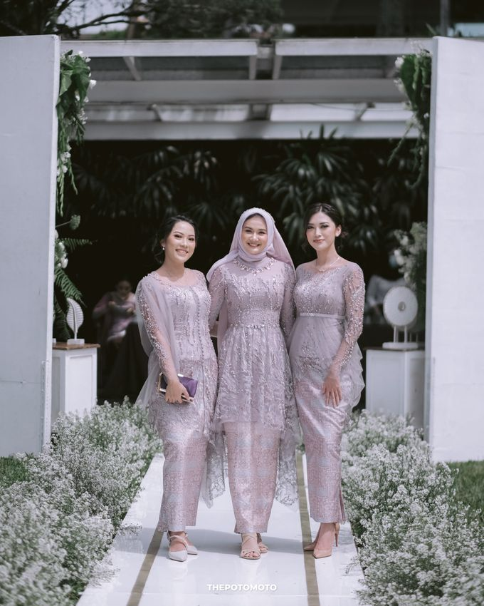 Nabila Harits Akad Nikah by Chandira Wedding Organizer - 047