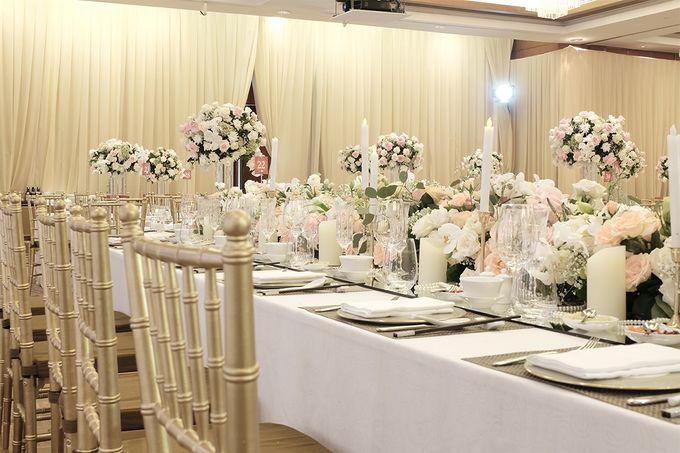 The Wedding of Reynardi & Yoana - Mandarin Oriental by Mandarin Oriental, Jakarta - 010