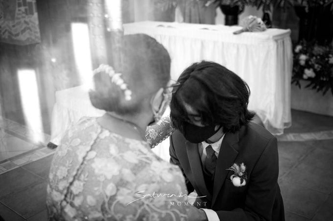 Intimate Wedding of Astri & Aldo by Saturasi Moment - 010