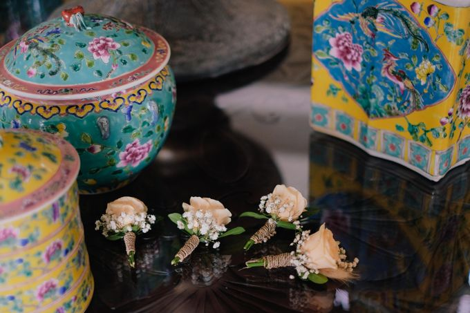 Rumah Luwih Engagement Dinner by Bali Flower Decor - 004