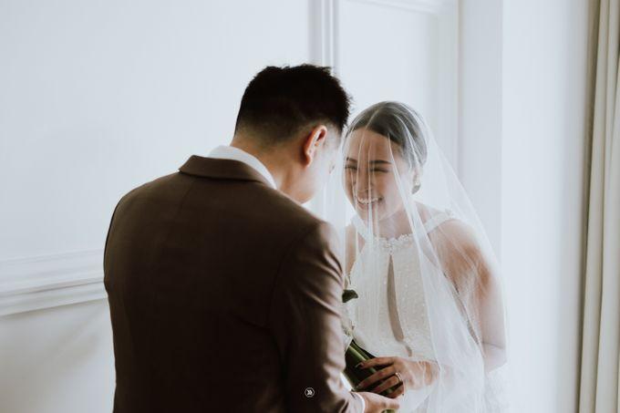 Kalvin & Dian // Wedding Day by Katakitaphoto - 009