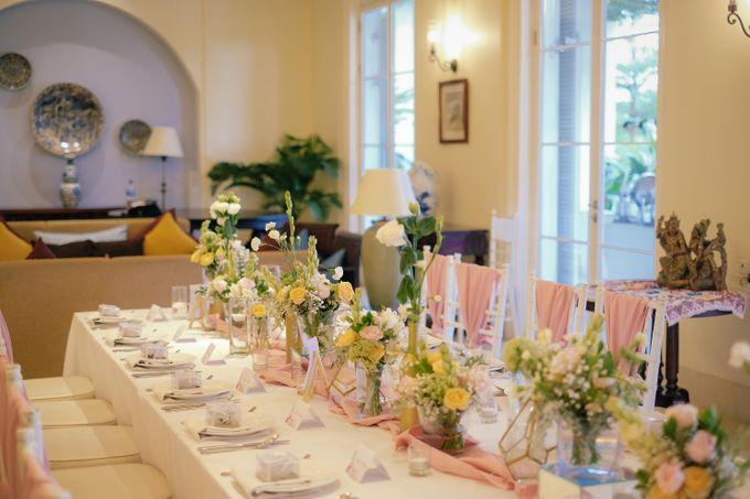 Rumah Luwih Engagement Dinner by Bali Flower Decor - 009