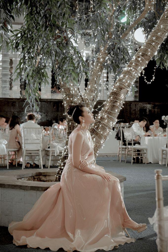 The Wedding Of Ryan & Utha by ANGELIA WARDROBE - 016