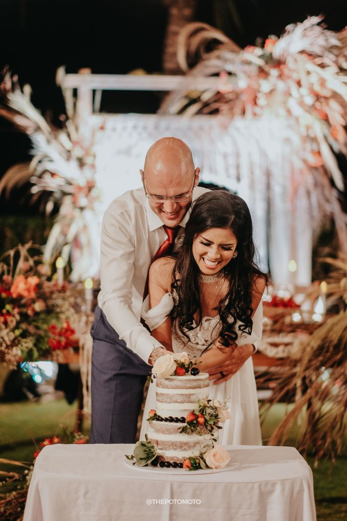 Sam & Lara Wedding at Canggu Bali by Catalina Flora - 031