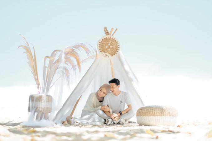Prewedding YUNI & NIKEN by Historia Pixel - 001