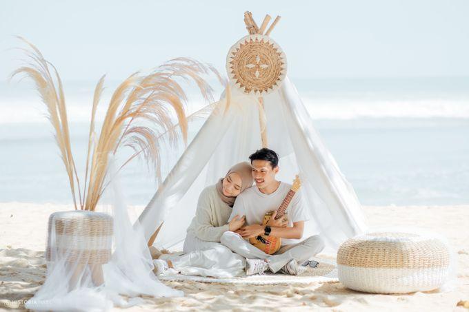Prewedding YUNI & NIKEN by Historia Pixel - 003