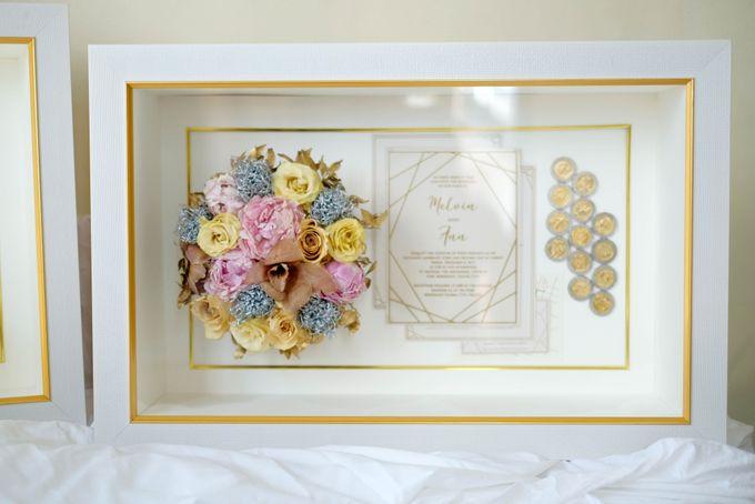 Ann&Melvin Wedding Preserved Wedding Bouquet by Gideon Hermosa by Camila V Flower Preservation Studio - 004
