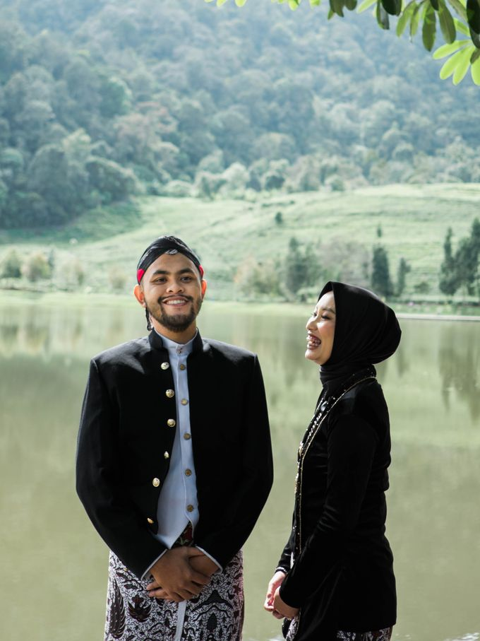 Couple Session of Arif & Ayu (Javanesse Modern) by Agah Harsa Photo - 003