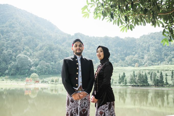 Couple Session of Arif & Ayu (Javanesse Modern) by Agah Harsa Photo - 004