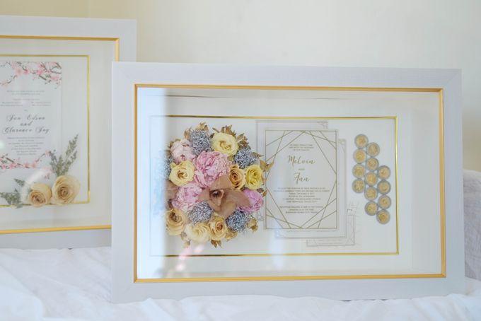 Ann&Melvin Wedding Preserved Wedding Bouquet by Gideon Hermosa by Camila V Flower Preservation Studio - 003