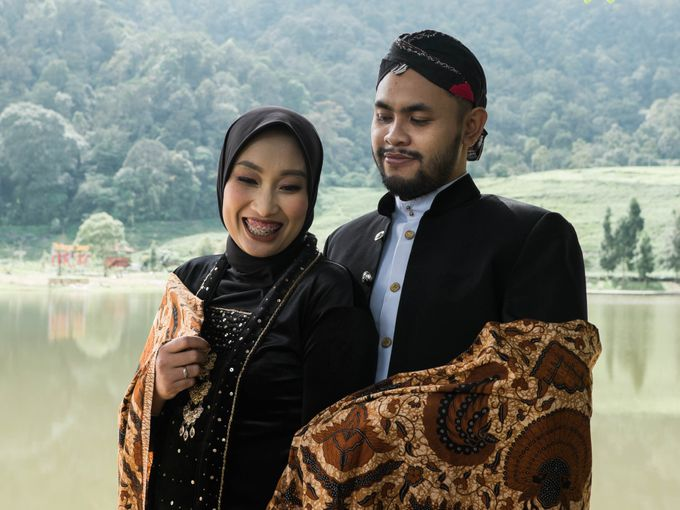 Couple Session of Arif & Ayu (Javanesse Modern) by Agah Harsa Photo - 005