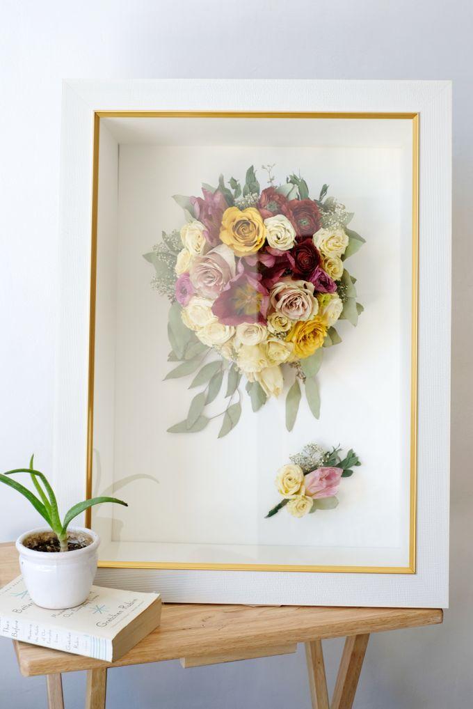 Cascading by Camila V Flower Preservation Studio - 005
