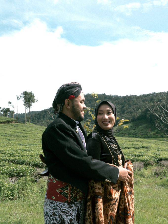 Couple Session of Arif & Ayu (Javanesse Modern) by Agah Harsa Photo - 006
