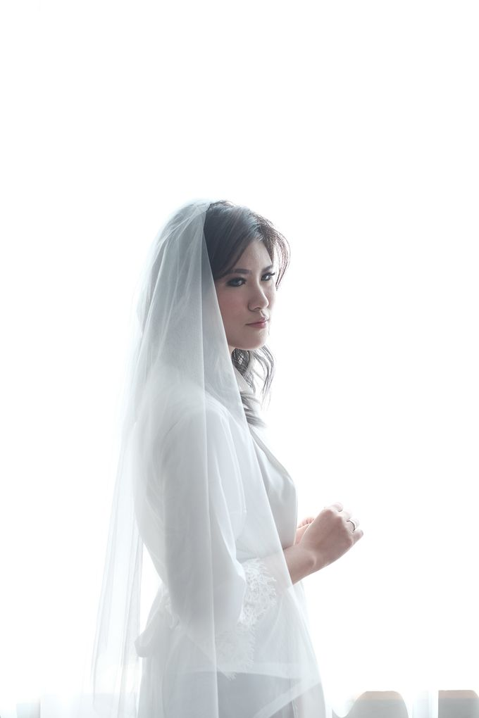 Wedding Of Bianca & Stavros by Mandarin Oriental, Jakarta - 002