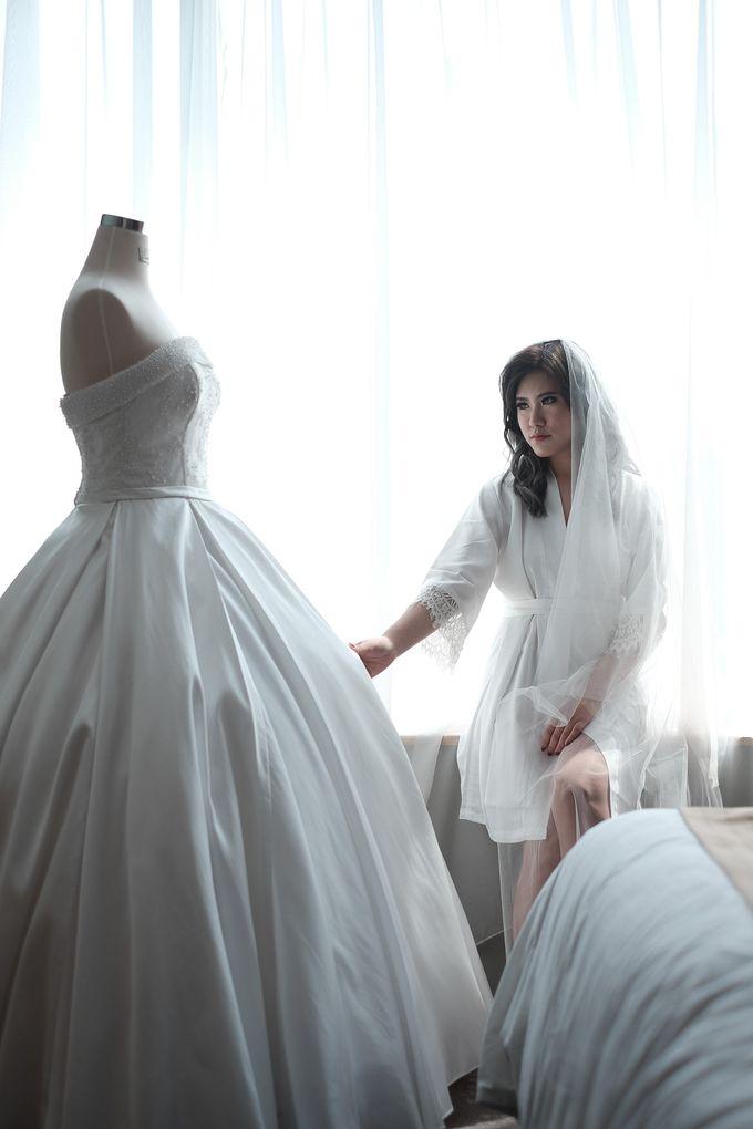 Wedding Of Bianca & Stavros by Mandarin Oriental, Jakarta - 003