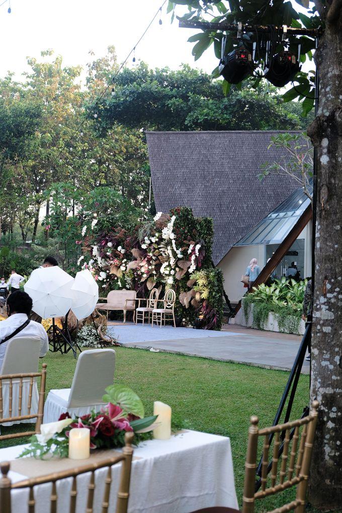 Pernikahan Intimate Di Galea Belangi (NEW NORMAL) by Medina Catering - 001