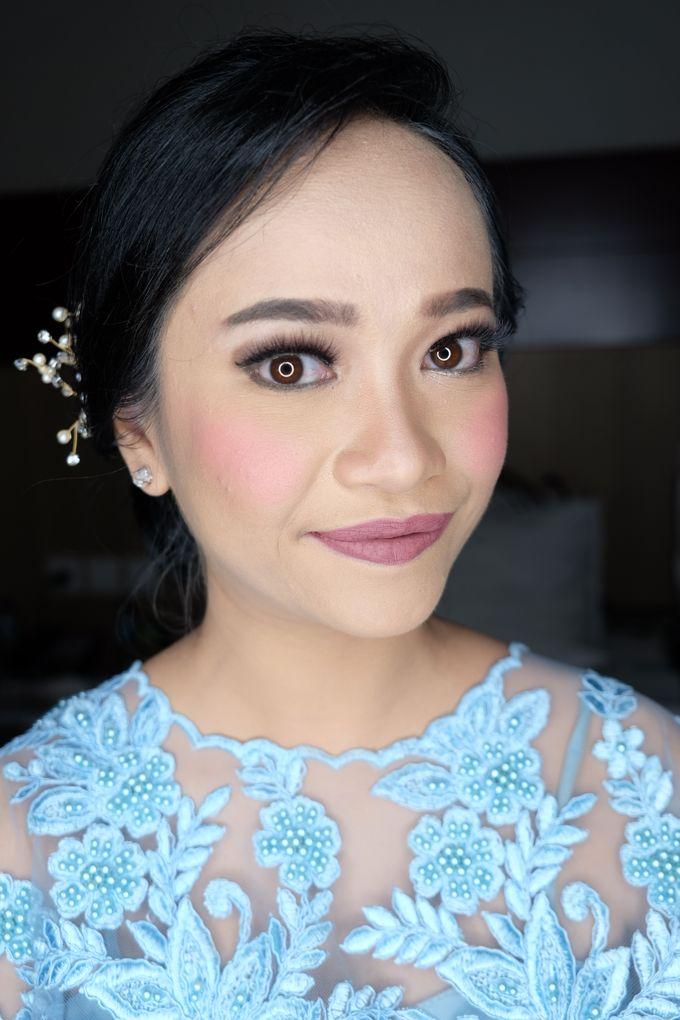 Romantic Wedding Ms Rania by Arini Makeup Artist - 001
