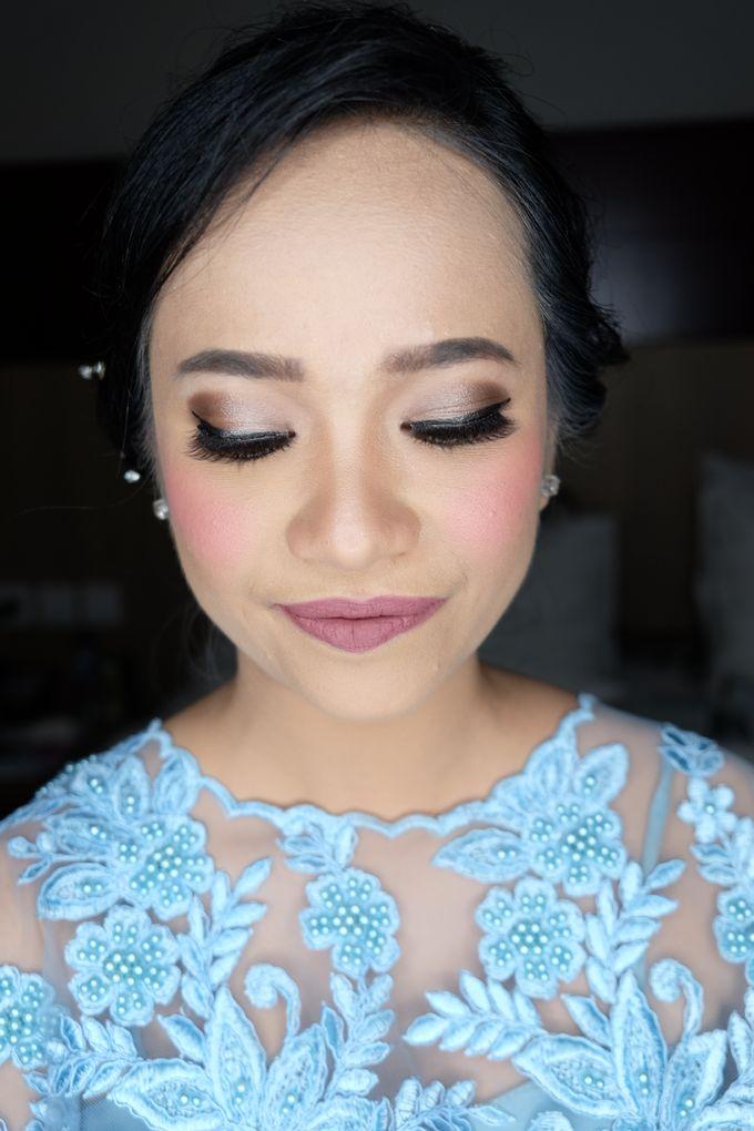 Romantic Wedding Ms Rania by Arini Makeup Artist - 002