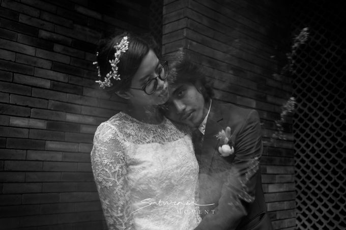 Intimate Wedding of Astri & Aldo by Saturasi Moment - 029