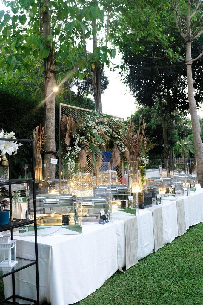 Pernikahan Intimate Di Galea Belangi (NEW NORMAL) by Medina Catering - 022